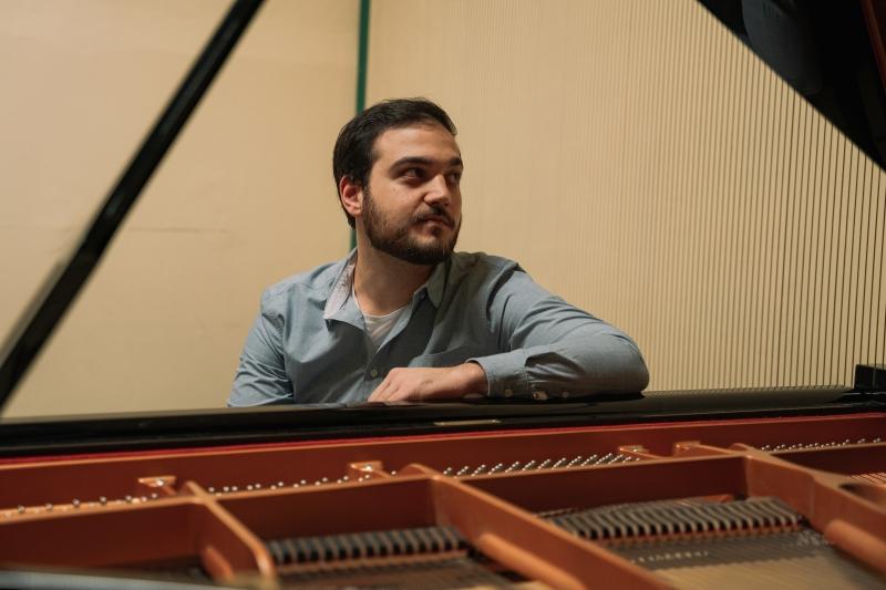 Schumann Piano Sonata n. 1 op. 11 - I mov